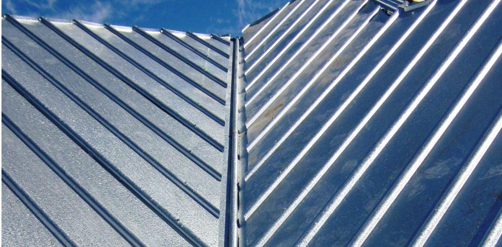 Heritage Galvanised Roofing