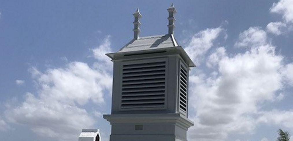Heritage Home Roof Vent Recreation